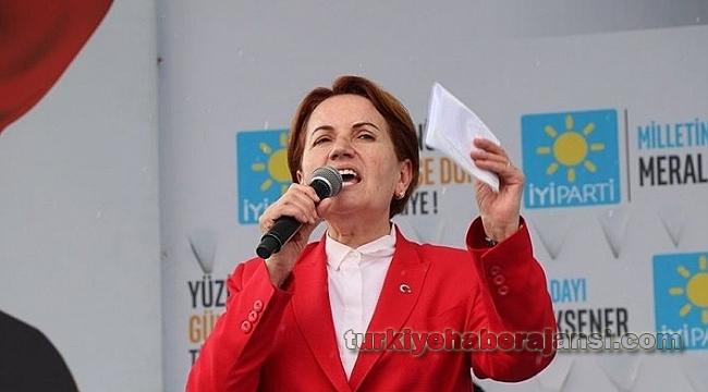 Meral Akşener Hükümetin Yanındayız!