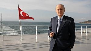 MHP Lideri Devlet Bahçeli'den Bayram Mesajı!