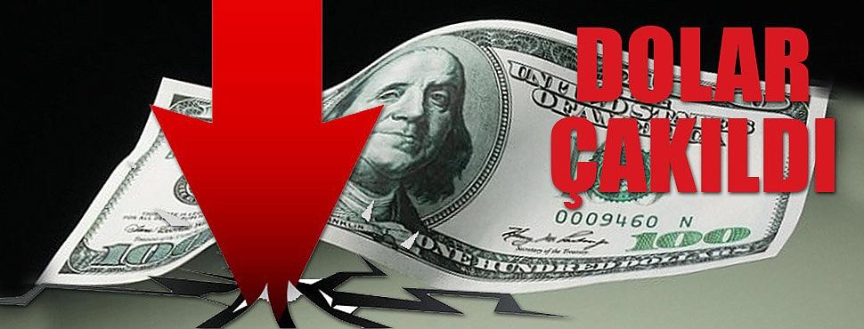 ABD'nin Açıklaması Sonrası Dolar Çakıldı!