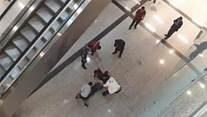 Atatürk Havalimanı'nda Korkunç Olay!
