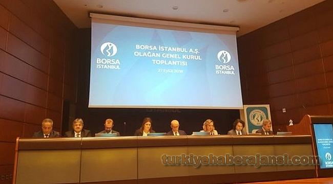 Borsa İstanbul'un Yeni Başkanı Erişah Arıcan Oldu