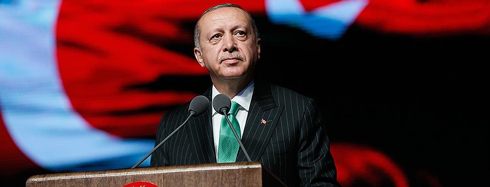 Erdoğan'dan Gaziler Günü'nde Önemli Açıklamalar!