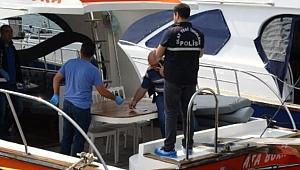 İstanbul Boğazı'ndaki Lüks Yatta Cinayet