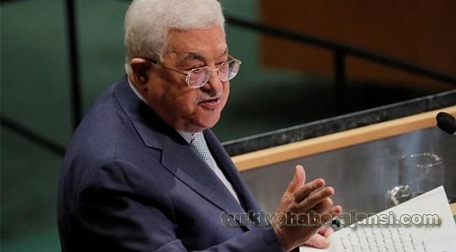 Mahmud Abbas'tan Trump'a Sert Sözler