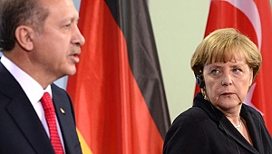 Merkel'den Erdoğan'a Tavır