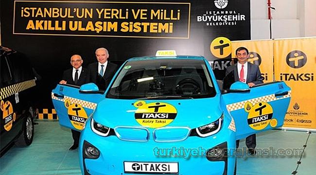 Taksiye İstanbulkart'la Binilecek