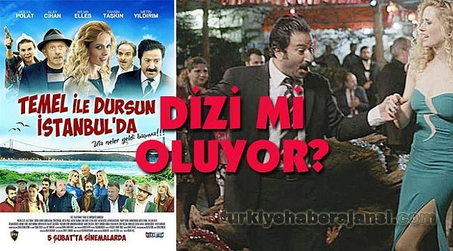 'Temel İle Dursun İstanbul'da' Dizi mi Oluyor?