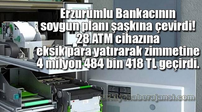 Erzurumlu Bankacının Bankasını Soymak İçin Şok Planı