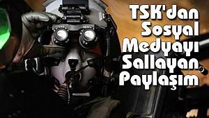 TSK'dan Sosyal Medyayı Sallayan Paylaşım