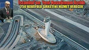 Yeni Havalimanının Adı 'İstanbul Havalimanı' Oldu.