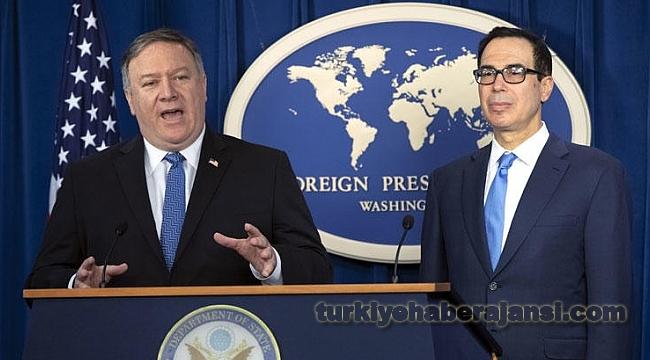 ABD, İran'a Yaptırımların Detaylarını Açıkladı!