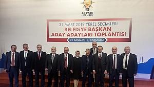 AK Parti İstanbul'dan Aday Adayları Tanıtım Toplantısı