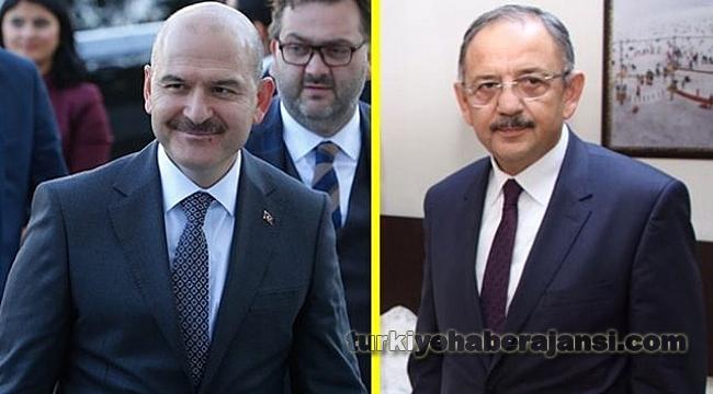 Ankara İçin Özhaseki, İzmir İçin Soylu!