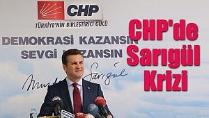 CHP'de Sarıgül Krizi