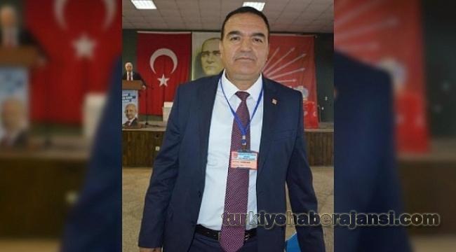 CHP Koçarlı İlçe Başkanı, Görevinden İstifa Etti
