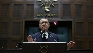 Cumhurbaşkanı Erdoğan Grup Toplantısında Konuştu