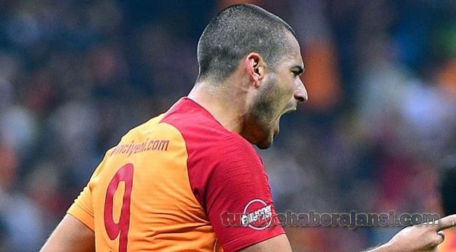 Galatasaray'da Eren Derdiyok İle Yollar Ayrılıyor