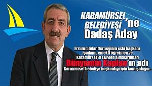 Karamürsel Belediyesi'ne Dadaş Aday