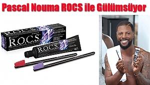 Pascal Nouma, R.O.C.S. ile Gülümsüyor
