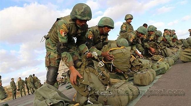 Savaşın Ayak Sesleri! Ordu Körfeze Sevk Edildi