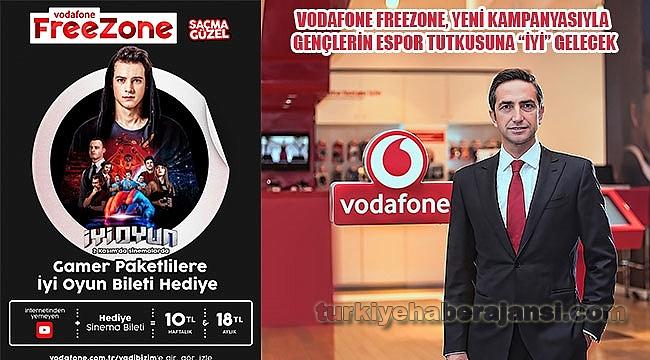 'VODAFONE FREEZONE Gamer Paketi' Sahipleri 'İyi Oyun'u Ücretsiz İzleyecek