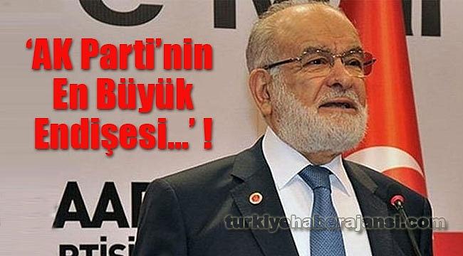 'AK Parti, Gençlerin Düşünmelerini İstemiyor'