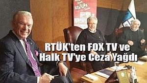 RTÜK'ten FOX TV ve Halk TV'ye Ceza Yağdı