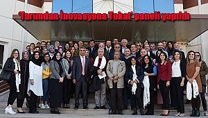 'Tarımdan İnovasyona Tokat' paneli yapıldı