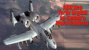 ABD'den Terör Örgütü Eş-Şebab'a Hava Saldırısı