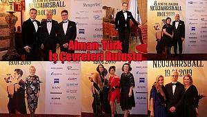 Alman-Türk İş Çevreleri Buluştu