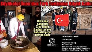 Büyükelçi Önen'den Türk Turizmine Büyük Katkı