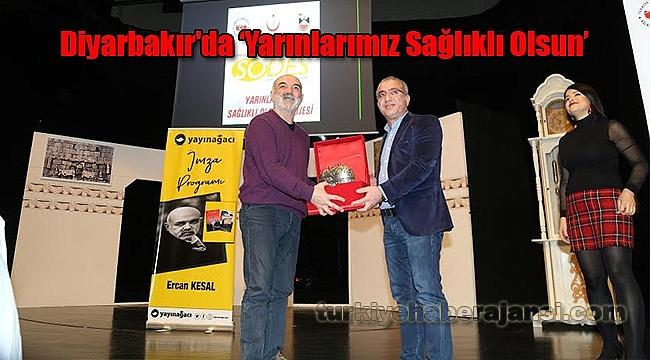 Diyarbakır'da 'Yarınlarımız Sağlıklı Olsun Projesi'