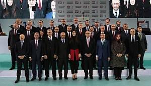Erdoğan, AK Parti Samsun Belediye Başkan Adaylarını Tanıttı