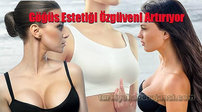 Göğüs Estetiği ile Orantılı Bir Vücuda Kavuşun