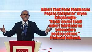 Kılıçdaroğlu, Ankara Adayını Tanıttı