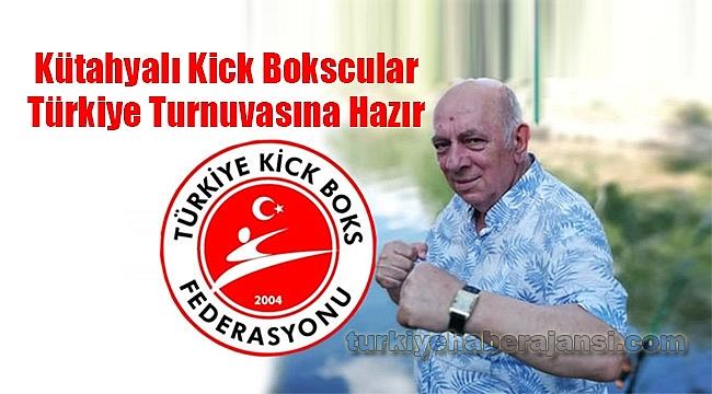 Kütahyalı Kick Bokscular, Türkiye Turnuvasına Katılacak