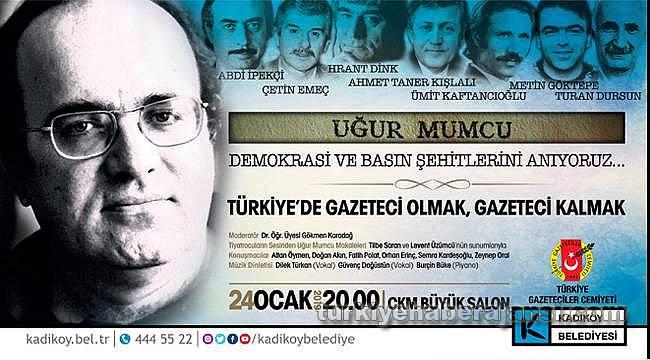 TGC'den 5. Türkiye'de Gazeteci Olmak-Gazeteci Kalmak Etkinliği