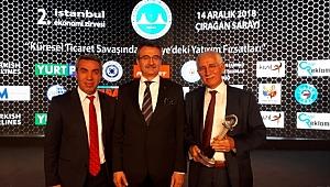 Uyumsoft'a İstanbul Altın Değerler İnovasyon Ödülü