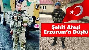 Afrin'de Görevli Uzman Onbaşı Şehit Oldu