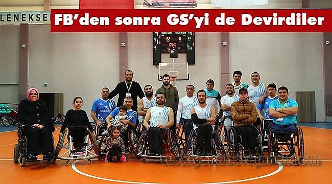 Bağcılarlı Engelli Basketçiler, Rakip Tanımıyor