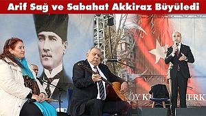 Bakırköy Kültür Merkezi ve Cemevi Açıldı