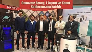 Canovate Group, 7.İnşaat ve Konut Konferansı'na Katıldı