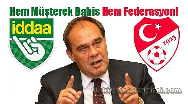 Hem Futbol Federasyonunu Hem Futbol Bahsini O Yönetecek