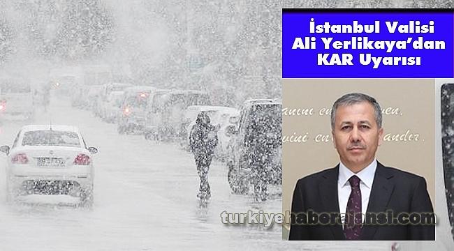 İstanbul'da Kar Yağışı Ne Zamana Kadar Sürecek?