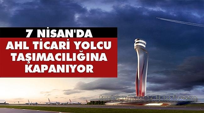 İstanbul Havalimanı'na Taşınma Programında Değişiklik!