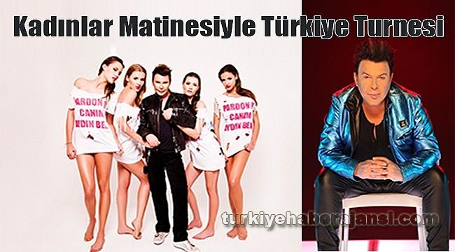 Kadınlar Matinesiyle Türkiye Turnesi