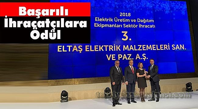 Legrand Grup Türkiye'ye Ödül