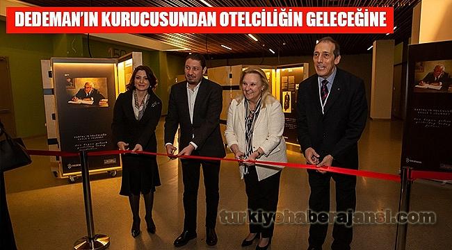 Mehmet Kemal Dedeman, Otelciliğin Önderleri Bienal'inde Anıldı