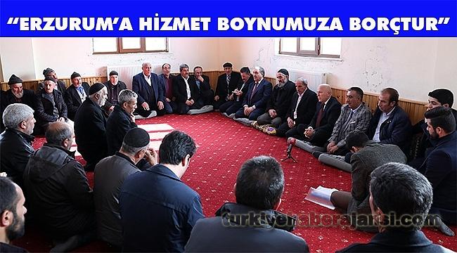 Sekmen; 'AK Partili Belediyeler Tarih Yazıyor'