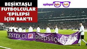Siyah – Beyazlı Futbolculardan Epilepsili Bireylere Destek